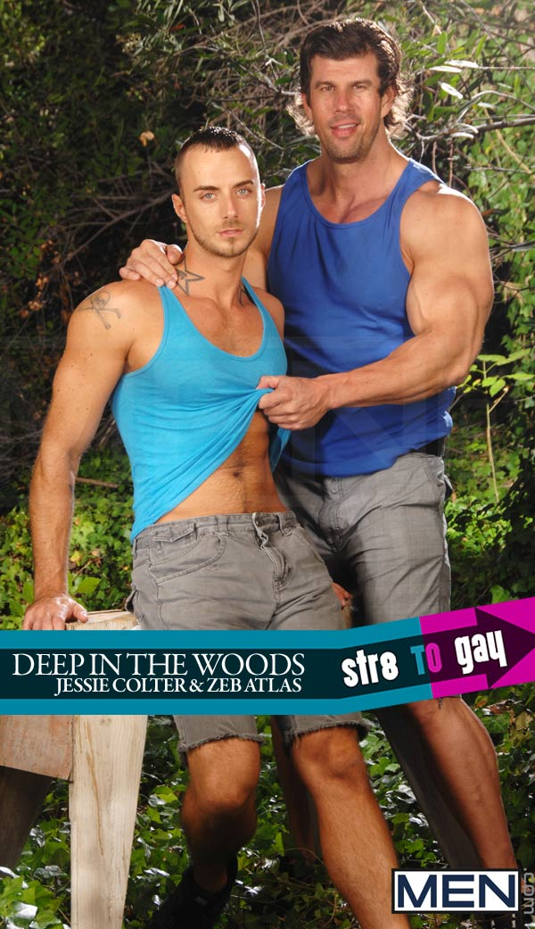 Deep In the Woods (Jessie Colter & Zeb Atlas) at Str8ToGay.com