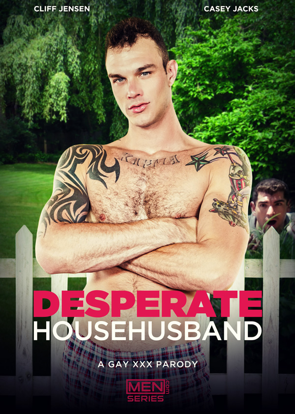 Desperate Househusband: A Gay XXX Parody (Cliff Jensen Fucks Casey Jacks) (Part 2) at Str8 To Gay