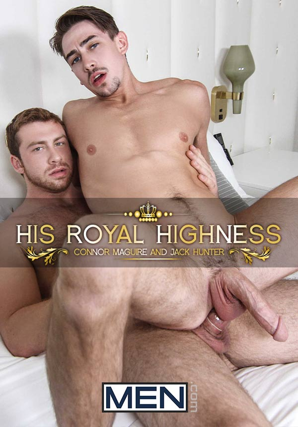 His Royal Highness (Connor Maguire Fucks Jack Hunter) (Part 2) at Str8 To Gay