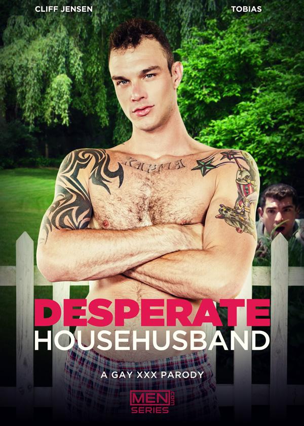 Desperate Househusband: A Gay XXX Parody (Cliff Jensen Fucks Tobias) (Part 3) at Str8 To Gay