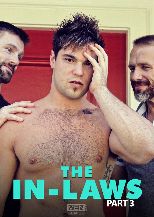 The In-Laws (Aspen, Brendan Patrick, Dennis West & Dirk Caber) (Part 3) at Str8 To Gay