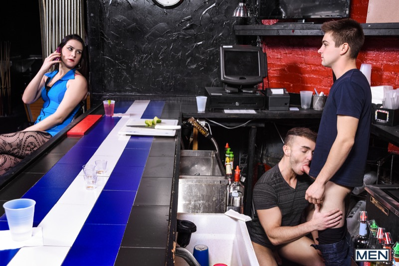 First Date Fuck (Johnny Rapid Fucks Jake Ashford) at Str8 To Gay