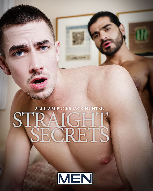 Straight Secrets (Ali Liam Fucks Jack Hunter) (Part 3) at Str8 To Gay