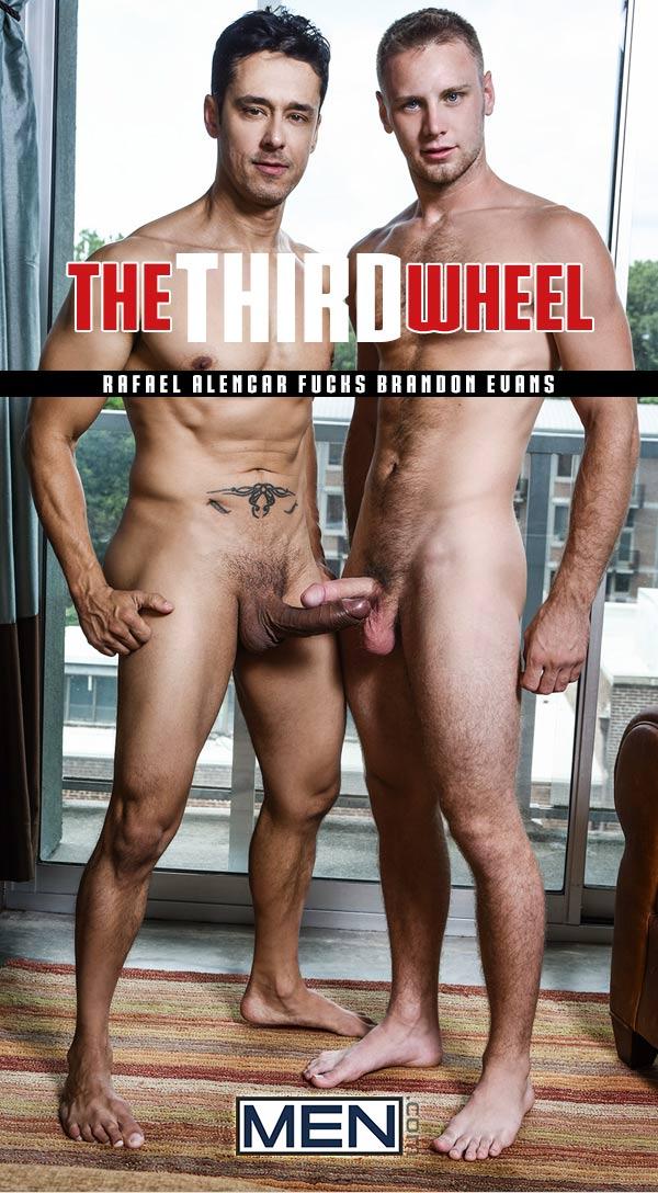 The Third Wheel (Rafael Alencar Fucks Brandon Evans) (Part 1) at Str8 To Gay