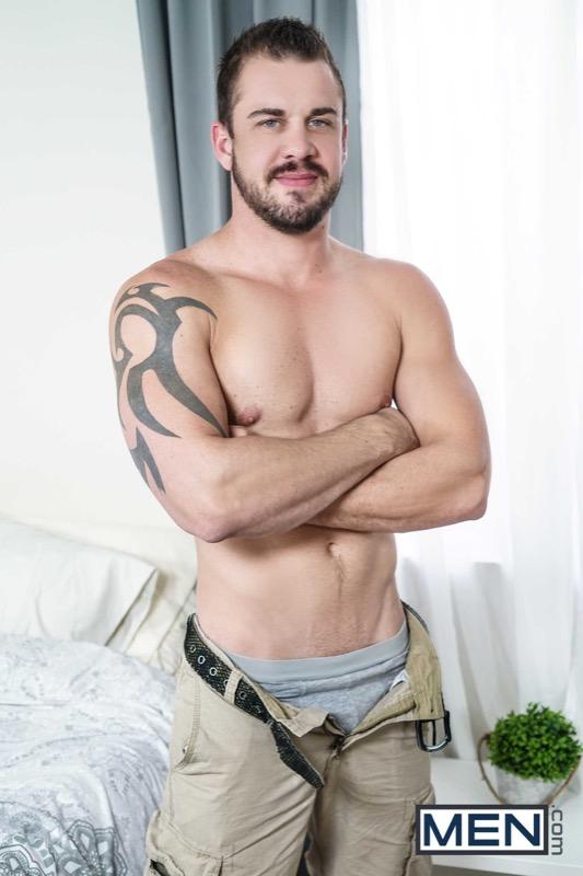 Side Piece (Darin Silvers Fucks Leo Luckett) (Part 1) at Str8 To Gay