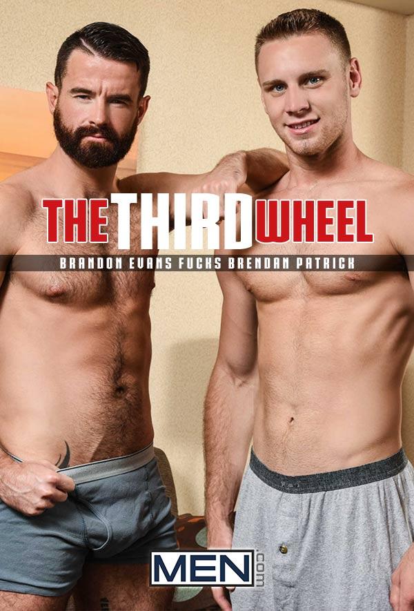 The Third Wheel (Brandon Evans Fucks Brendan Patrick) (Part 2) at Str8 To Gay