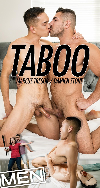 Taboo, Part One (Damien Stone Fucks Marcus Tresor) at Str8 To Gay