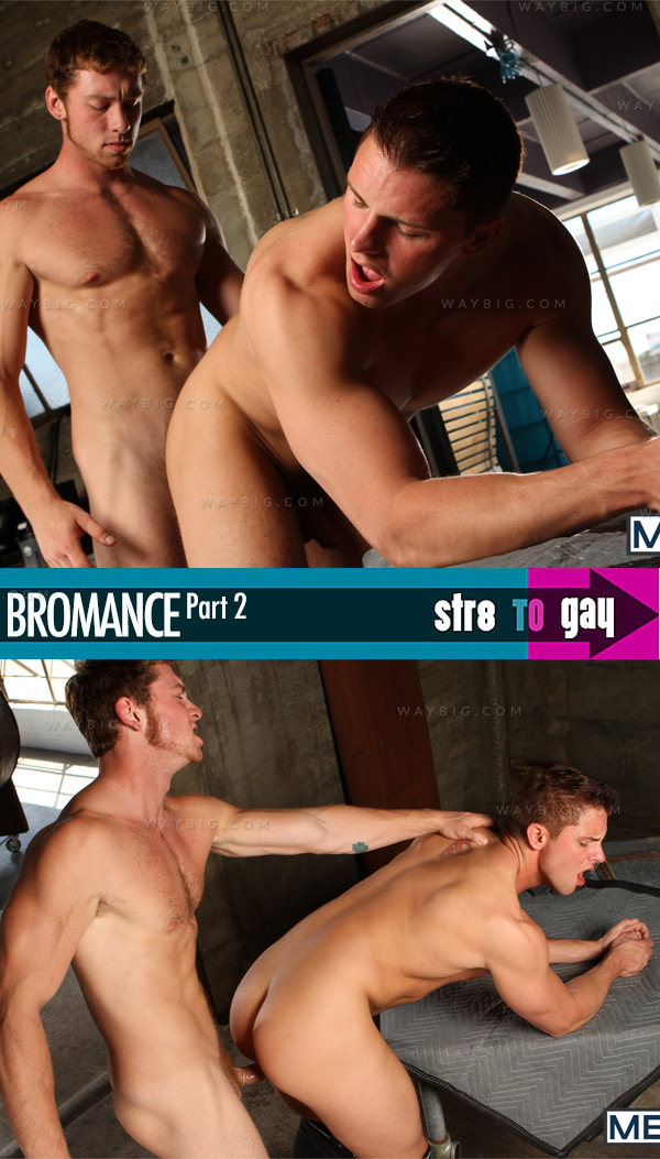 Bromance (Connor Maguire & Jake Wilder) (Part 2) at Str8ToGay.com