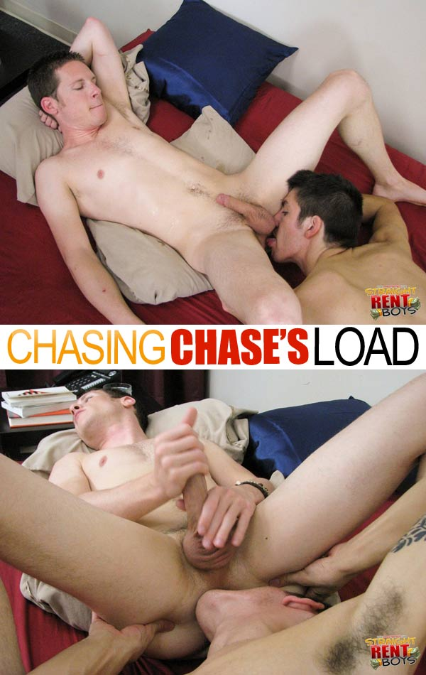 AJ & Chase (Chasing Chase's Load) at StraightRentBoys