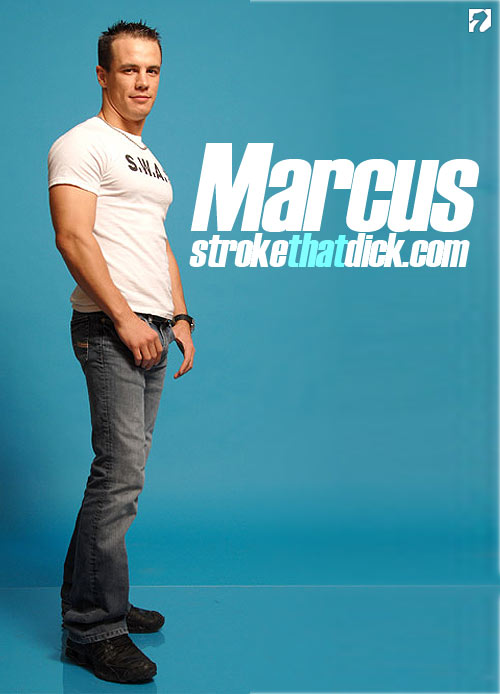 Marcus at Stroke That Dick