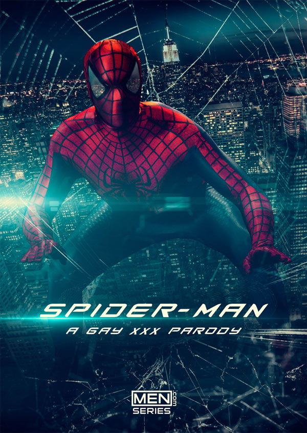 Spiderman: A Gay XXX Parody (RWill Braun and Tobias Flip-Fuck) (Part 1) at Men.com
