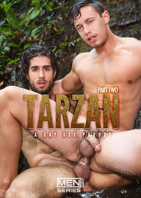 Tarzan: A Gay XXX Parody (Diego Sans Fucks Tobias) (Part 2) at Men.com at Men.com