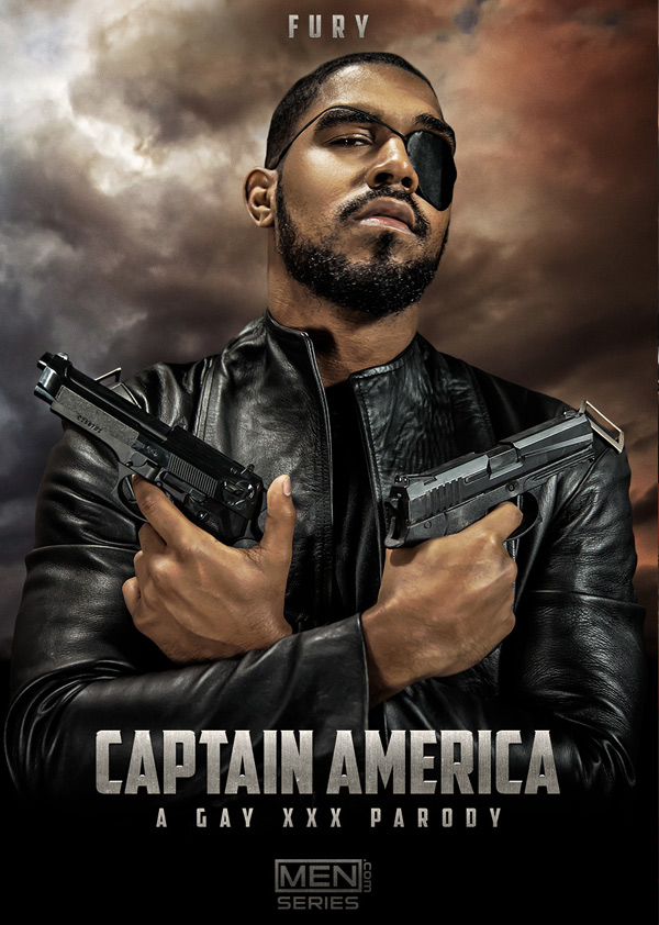 Captain America: A Gay XXX Parody (Alex Mecum Fucks XL) (Part 4) at Men.com at Men.com