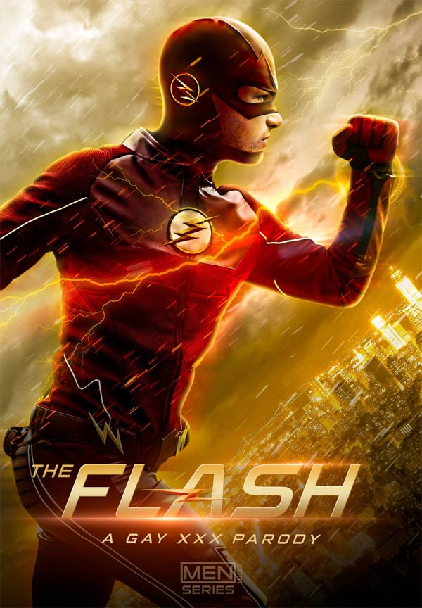 The Flash: A Gay XXX Parody Starring Johnny Rapid (Official Trailer) at Men.com