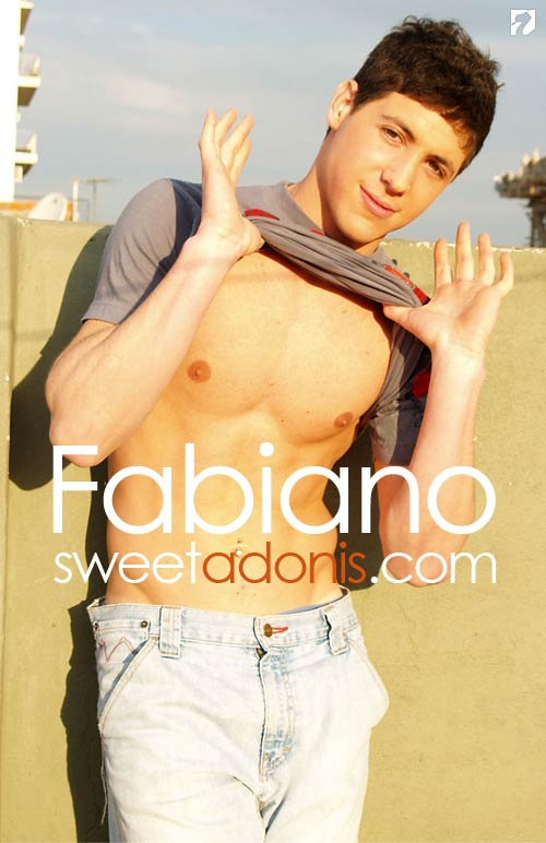 Fabiano at SweetAdonis