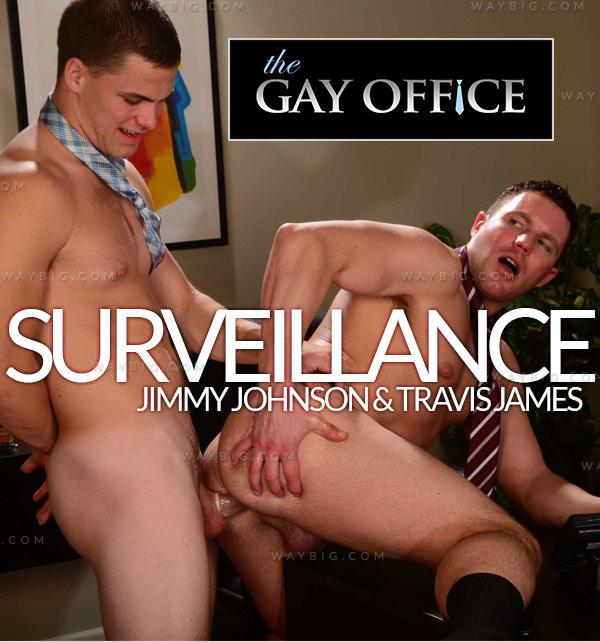 Surveillance (Jimmy Johnson & Travis James) at The Gay Office