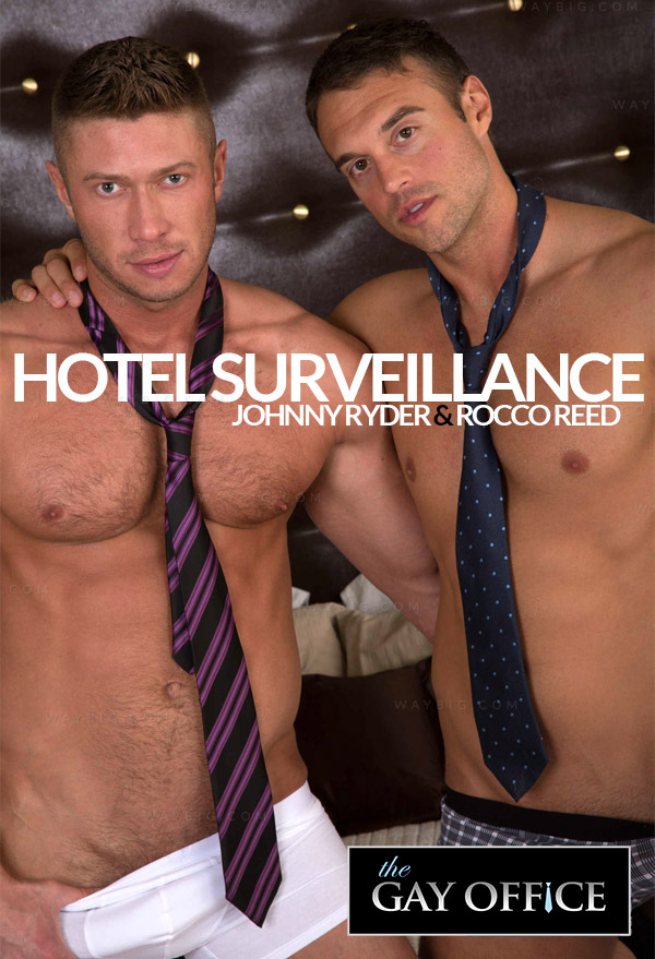 Hotel Surveillance (Johnny Ryder & Rocco Reed) at The Gay Office