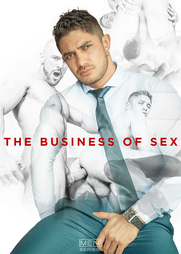 The Business of Sex (Dato Foland and Denis Vega) (Part 1) at The Gay Office