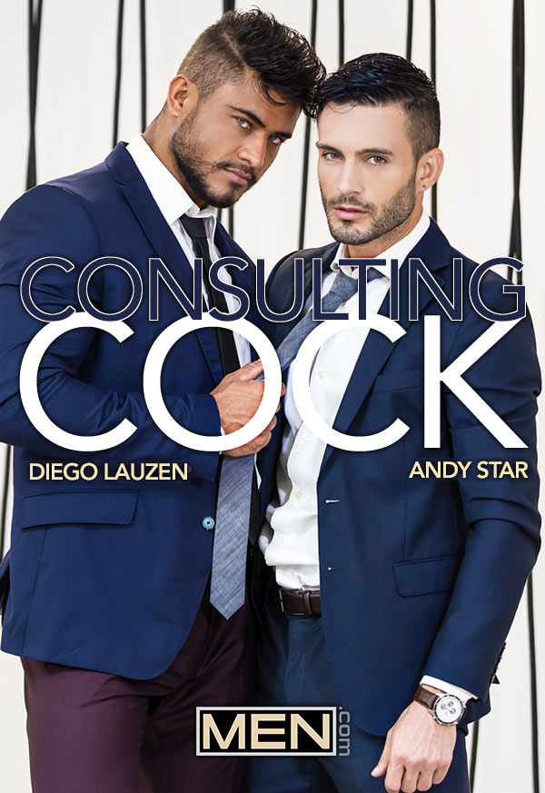 Consulting Cock (Diego Lauzen Fucks Andy Star) (Part 2) at The Gay Office