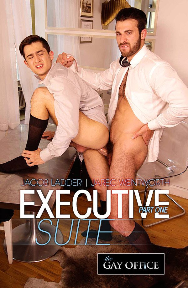 Executive Suite (Jacob Ladder & Jarec Wentworth) (Part 1) at The Gay Office