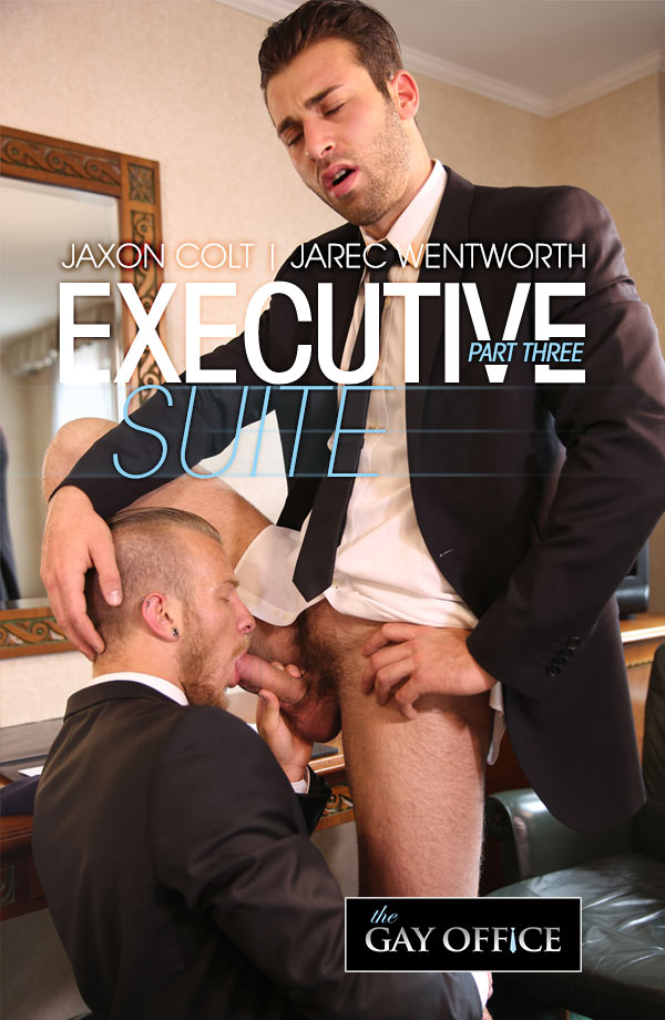 Executive Suite (Jarec Wentworth & Jaxon Colt) (Part 3) at The Gay Office