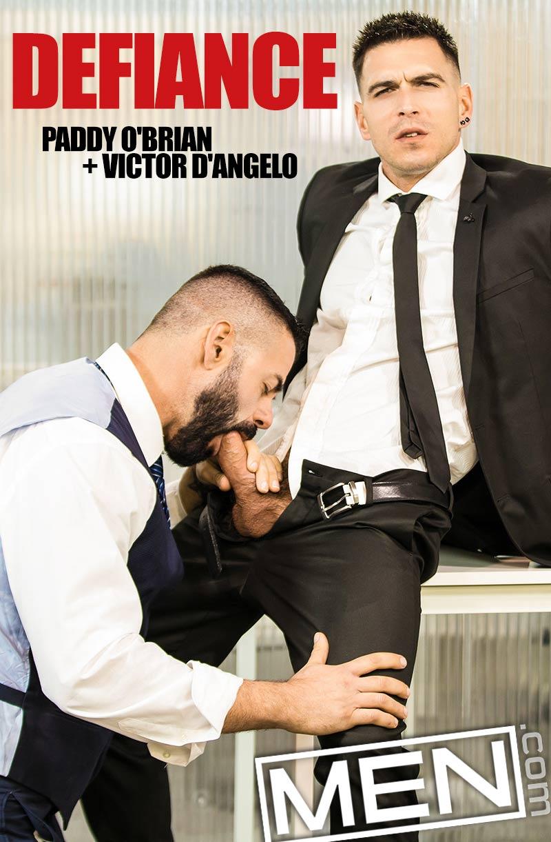 Defiance (Paddy O'Brian Fucks Victor D'Angelo) (Part 1) at MEN.com
