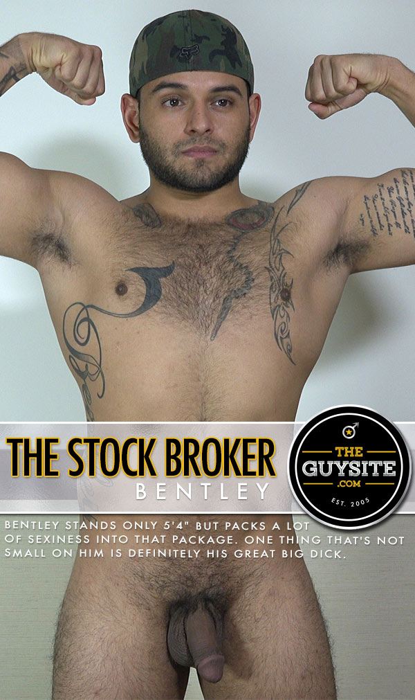 The Stock Broker (Bentley II) at The Guy Site