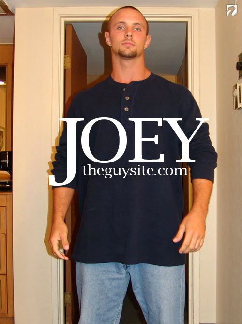 Joey at The Guy Site