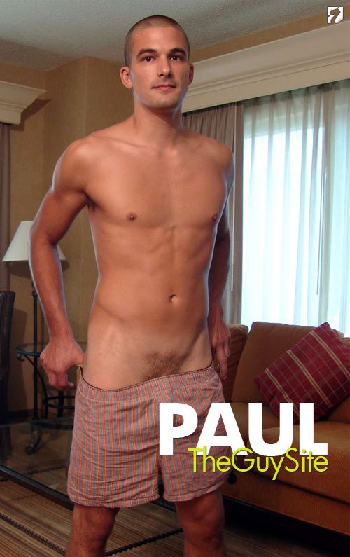Paul at The Guy Site