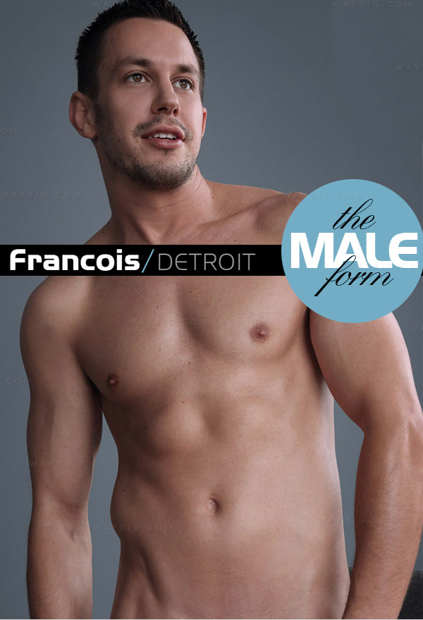 Francois at The Male Form