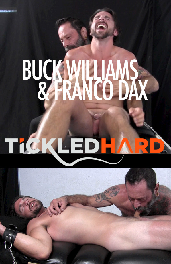 Buck Williams & Franco Dax at Tickled Hard