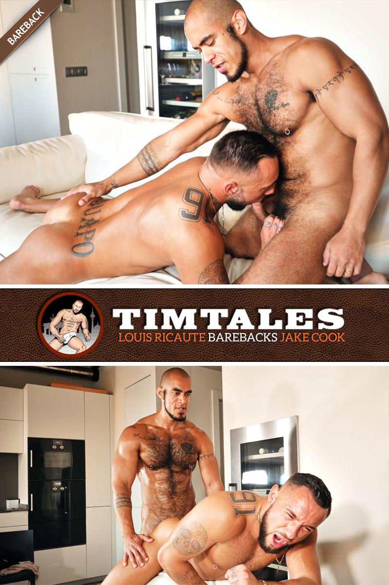 Louis Ricaute Barebacks Jake Cook at TimTales