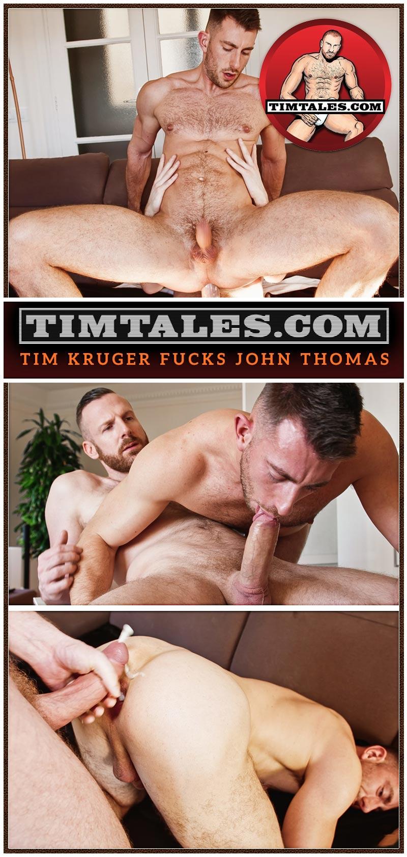Tim Kruger Fucks John Thomas at TimTales