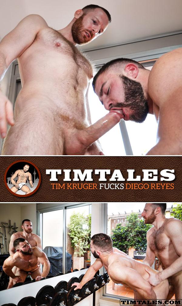 Tim Kruger Fucks Diego Reyes at TimTales