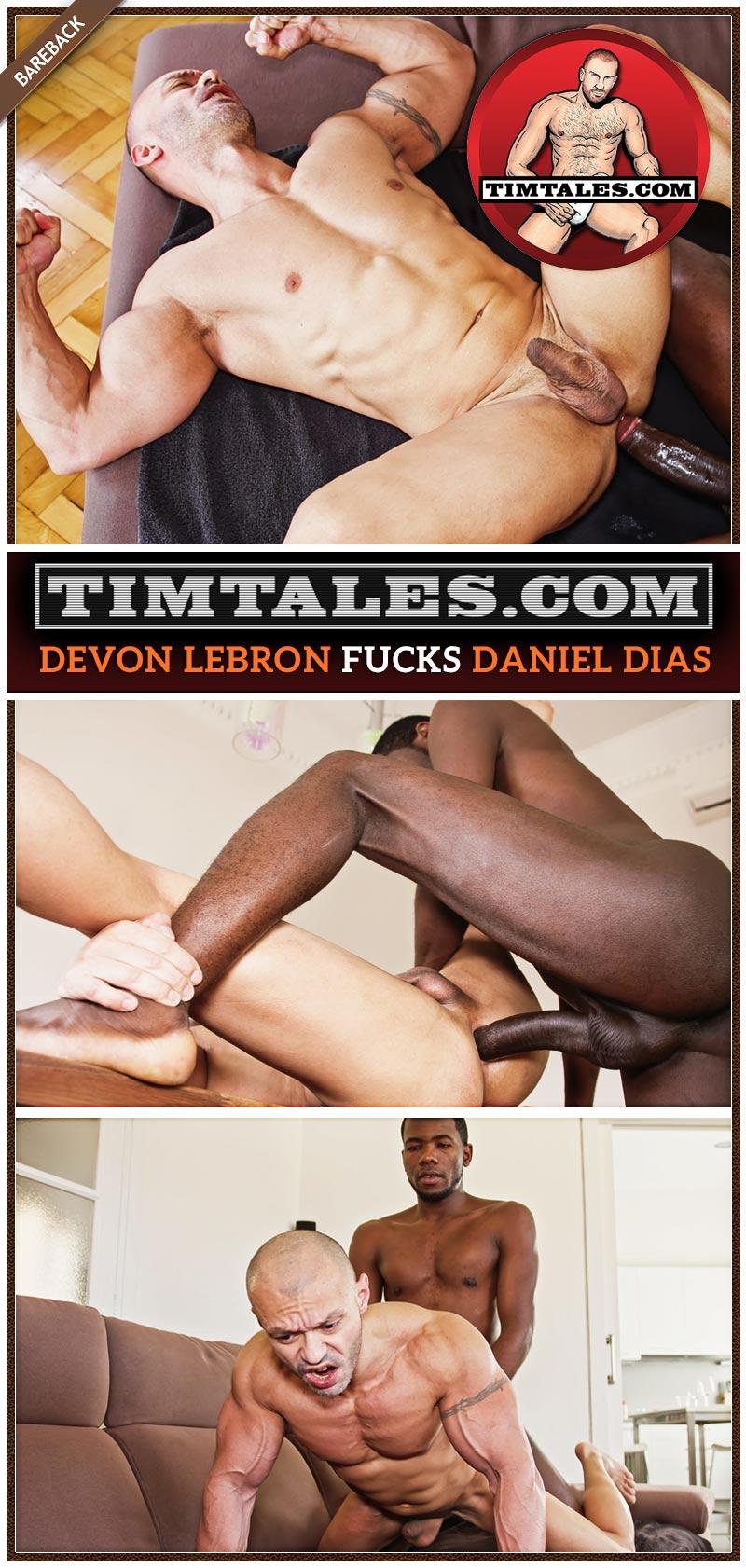 Devon Lebron Fucks Daniel Dias at TimTales