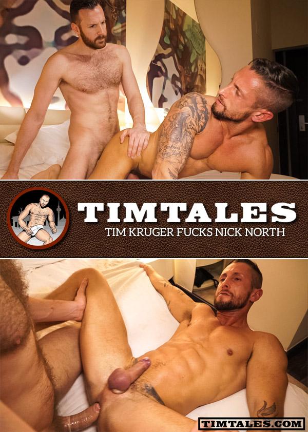 Tim Kruger Fucks Nick North at TimTales