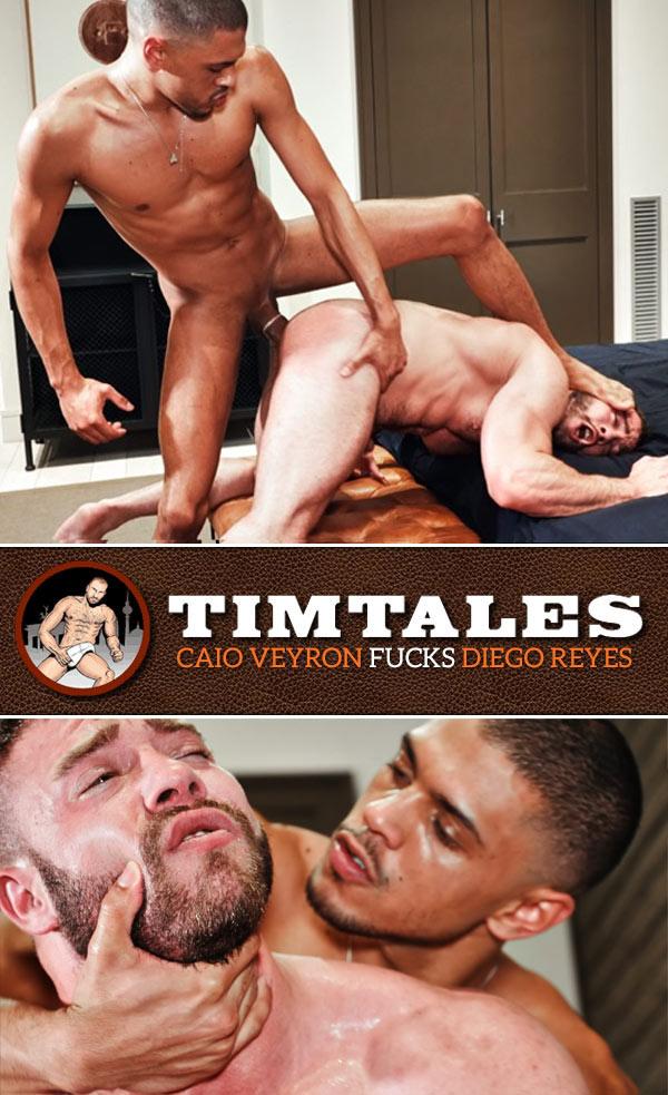 Caio Veyron Fucks Diego Reyes at TimTales