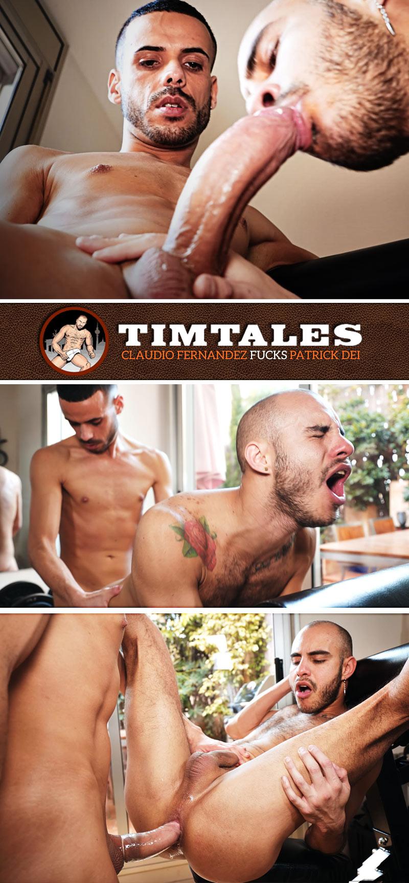 Claudio Fernandez Fucks Patrick Dei at TimTales
