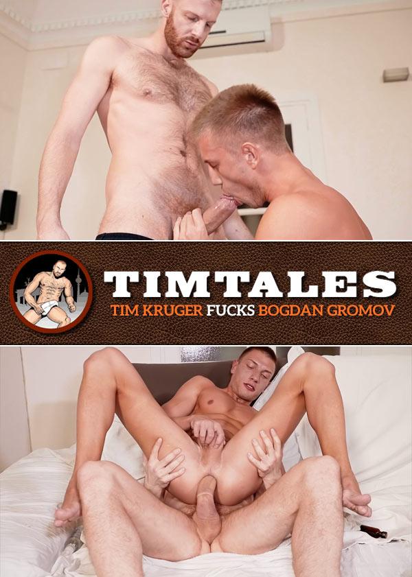 Tim Kruger Fucks Bogdan Gromov at TimTales