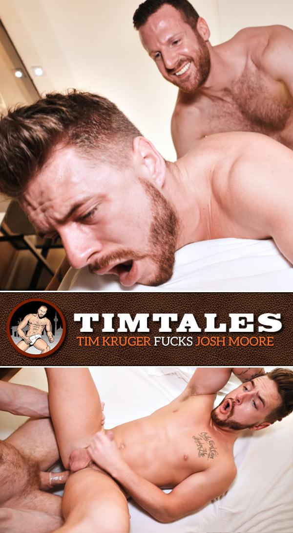 Tim Kruger Fucks Josh Moore at TimTales