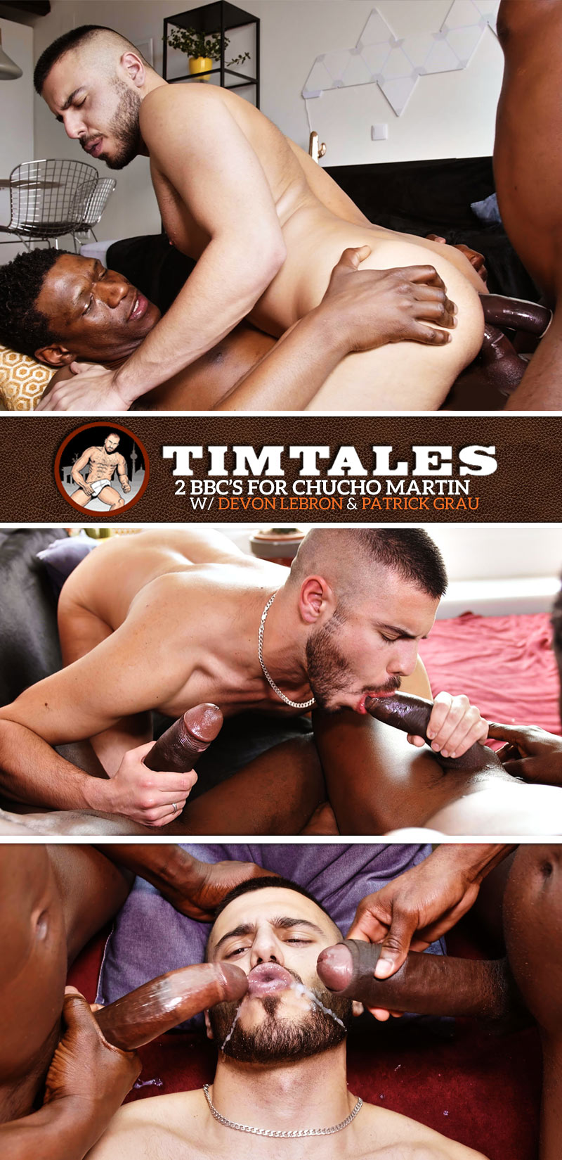 2 BBCs For Chucho Martin (with Devon Lebron and Patrick Grau) at TimTales