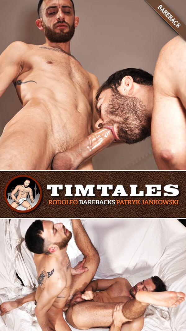 Rodolfo Barebacks Patryk Jankowski at TimTales