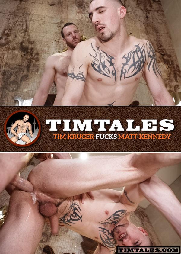 Tim Kruger Fucks Matt Kennedy at TimTales