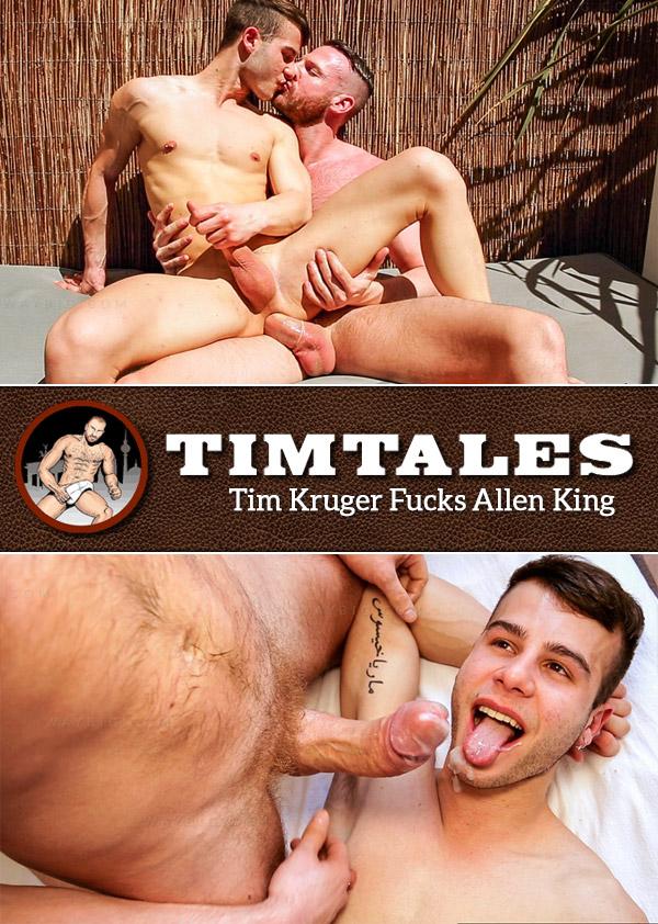 Tim Kruger & Allen King at TimTales