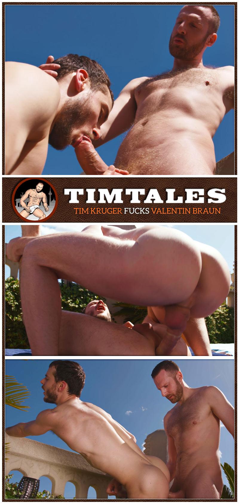 Tim Kruger Fucks Valentin Braun at TimTales
