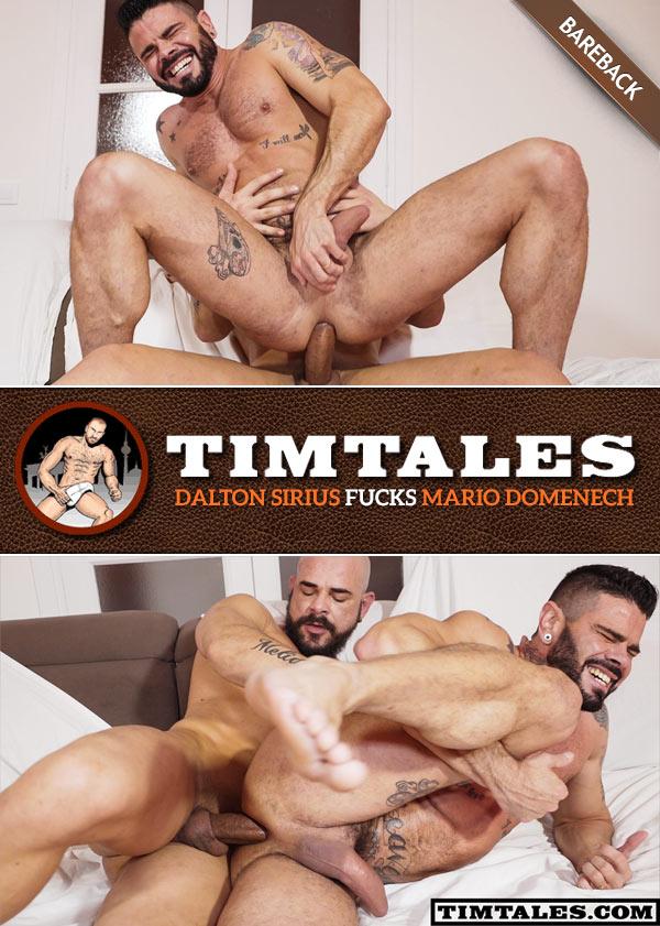 Dalton Sirius Fucks Mario Domenech (Bareback) at TimTales