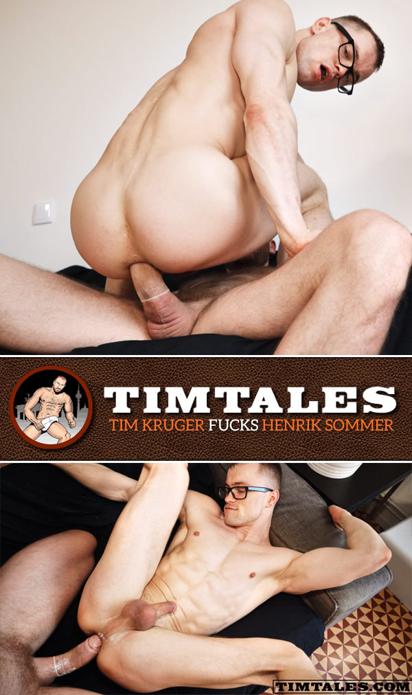 Tim Kruger Fucks Henrik Sommer at TimTales