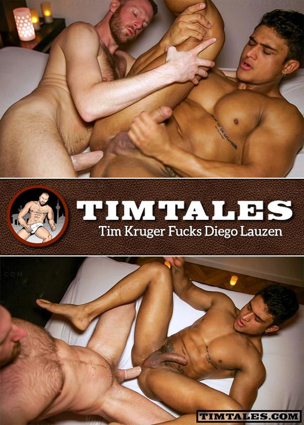 Tim Kruger Fucks Diego Lauzen at TimTales