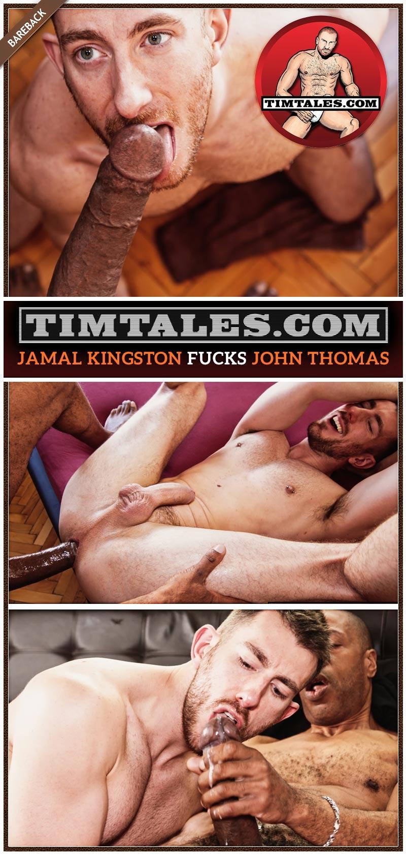 Jamal Kingston Fucks John Thomas at TimTales