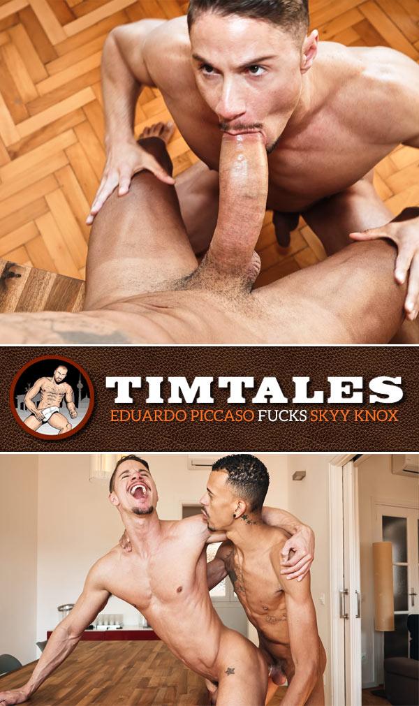 Eduardo Piccaso Fucks Skyy Knox at TimTales
